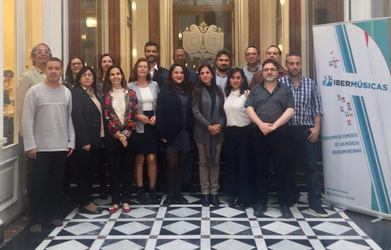 Reunión del Consejo Intergubernamental, con representantes de 13 países, en Montevideo, Uruguay
