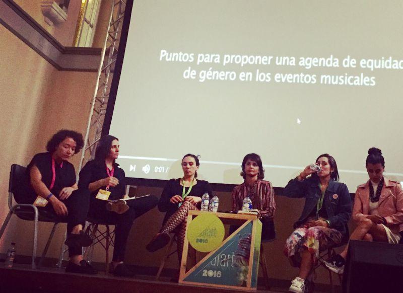 Agenda de Género en Circulart